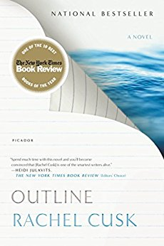 Outline book cover Rachel Cusk