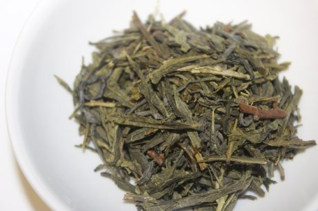 green bae tea