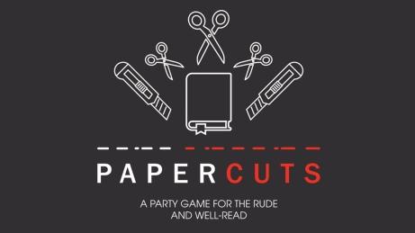 papercuts card game