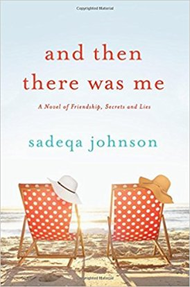 and then there was me by Sadeqa Johnson cover