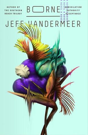 Borne Jeff VanderMeer cover