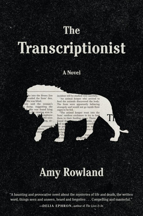 The Transcriptionist cover