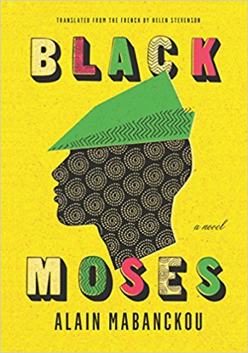 Black Moses book cover