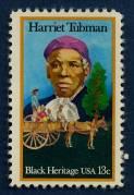 Harriet Tubman 1978 stamp