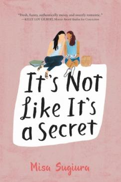 It's Not Like It's a Secret Cover Misa Sugiura