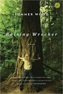 raise wrecker novel cover
